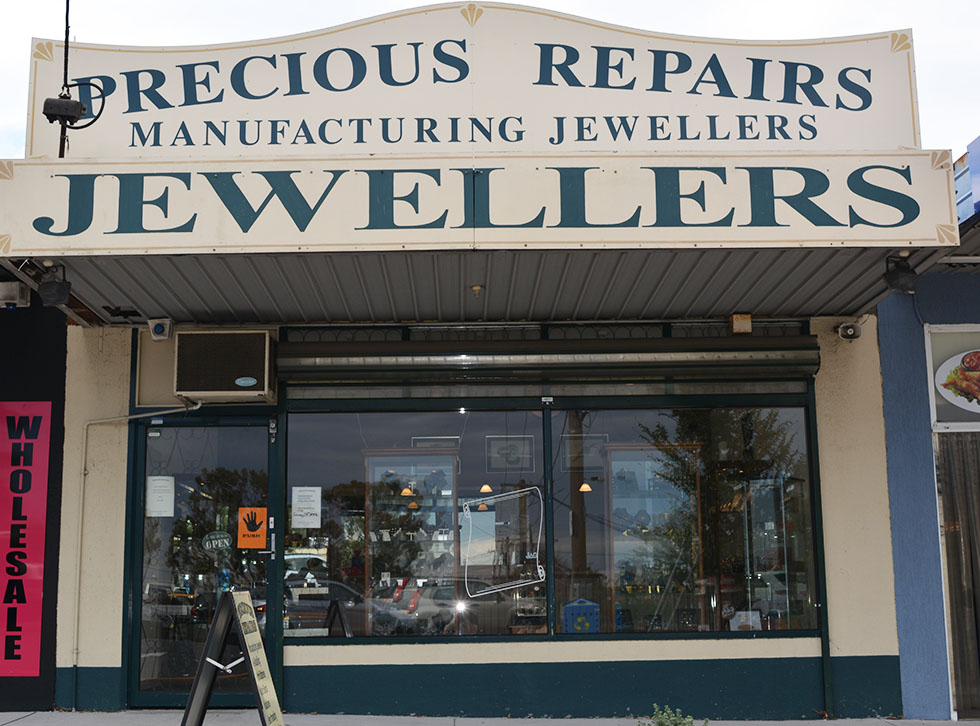 Jewellery Store service