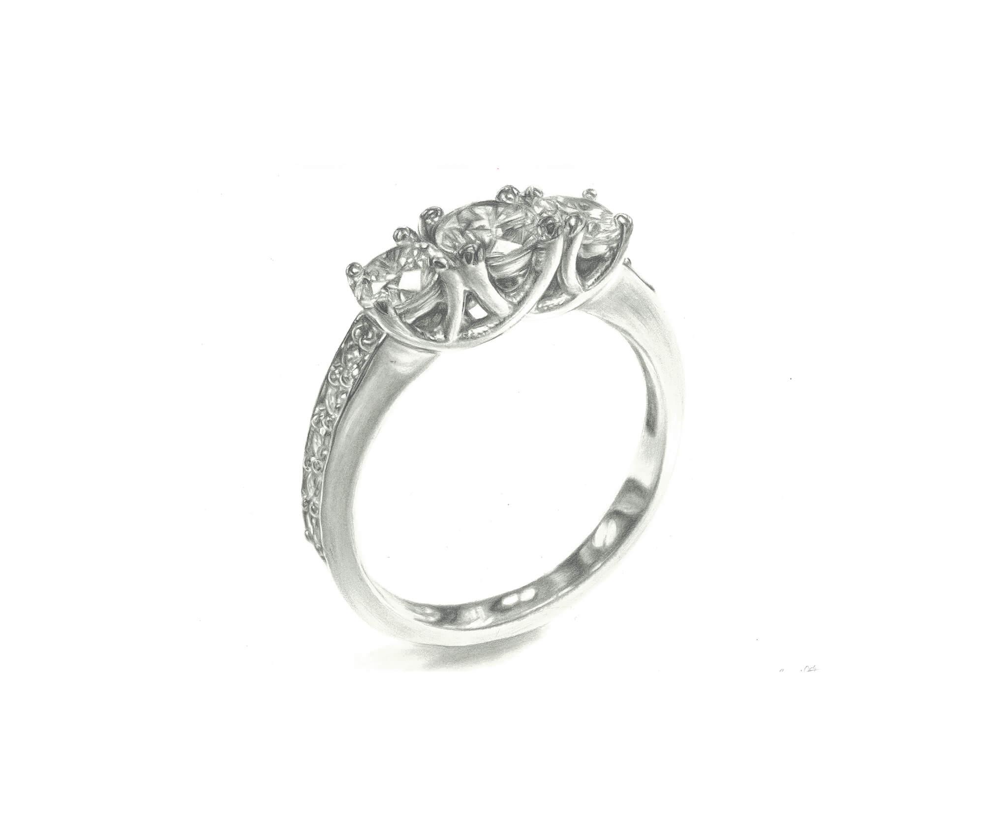 precious repairs ring